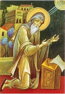 St Simeon den Nye Teolog